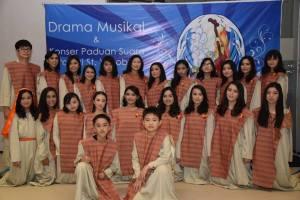 the amazing choir